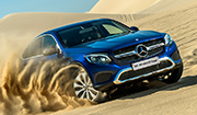 Mercedes-Benz GLC300 Coupe