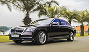 Mercedes-Benz S450 Luxury